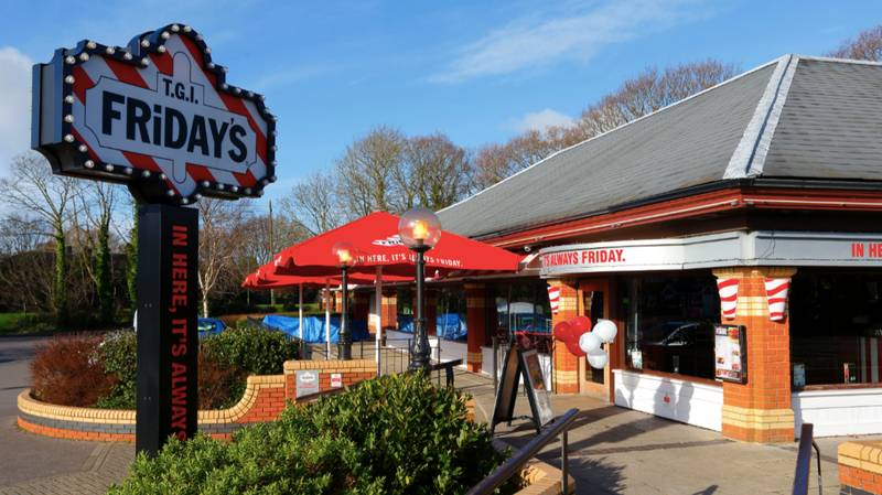 TGI Fridays Launches New Click And Collect Service