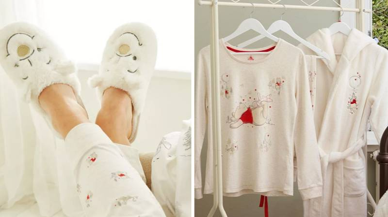 Disney Has Launched A 'Winnie The Pooh' Pyjama Collection For Adults