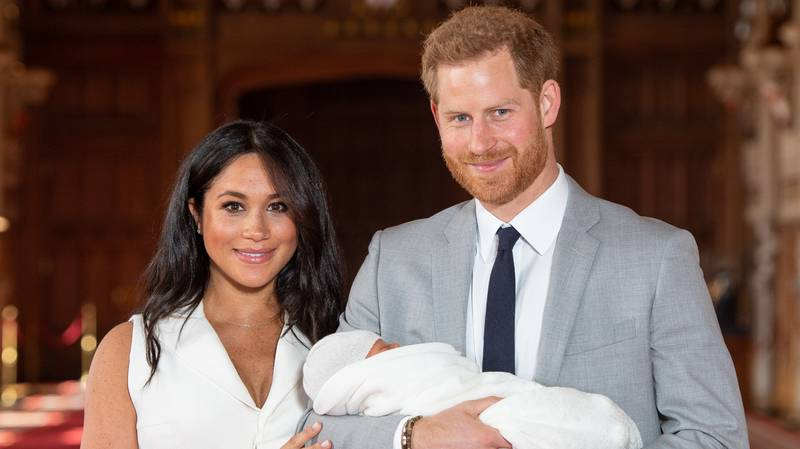 Royal Fans Complain They Aren't Seeing Enough Of Baby Archie Following Father's Day Instagram