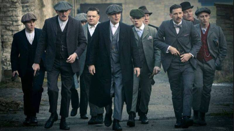 New Drama By 'Peaky Blinders' Creator Is Coming To The BBC And Tom Hardy Is Rumoured To Star