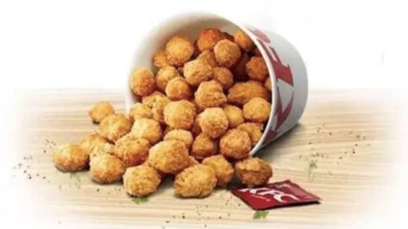 KFC Is Bringing Back Its 80-Piece Popcorn Chicken Bucket Next Week