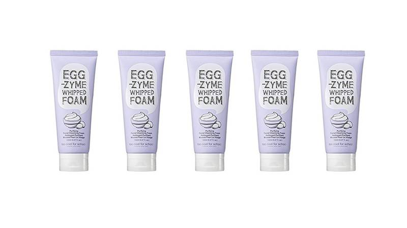 This Five-Star Egg Cleanser From Korea Keeps Selling Out