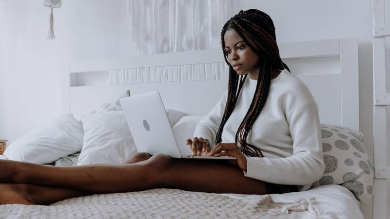 Working From Your Bed Could Actually Be Really Good For You, Expert Claims