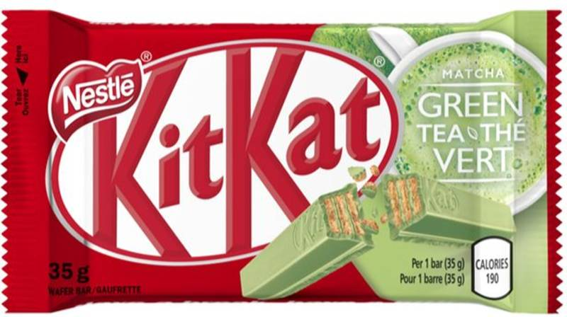 Nestlé Confirms Green Tea KitKats Are Finally Coming To The UK
