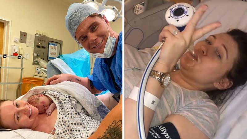 MTV Celebrity Bumps: Charlotte Dawson Shares Her Pregnancy Journey In Candid Footage