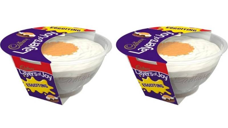 The Creme Egg Trifle Is Back And We're Drooling