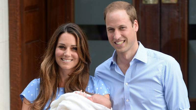 Prince William And Kate Middleton Share Adorable Pics Of Prince George For His 7th Birthday