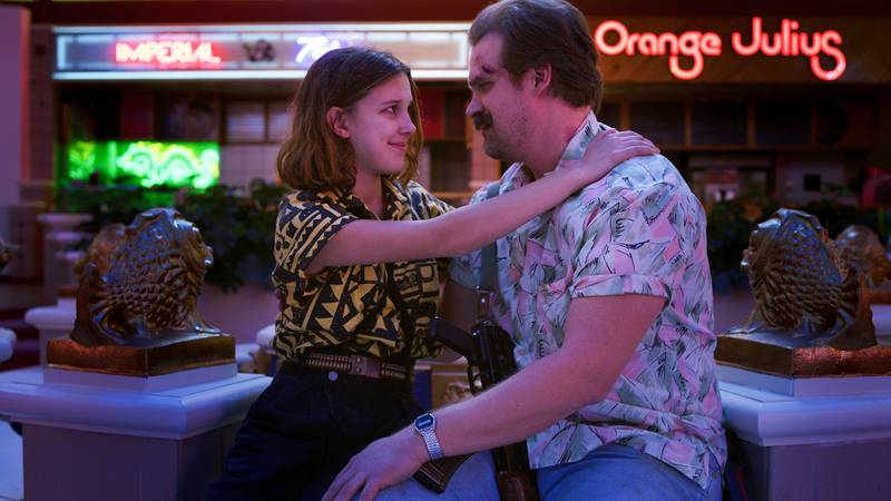 'Stranger Things' Fans Are Convinced Hopper Is Still Alive After Season Four Trailer Drops