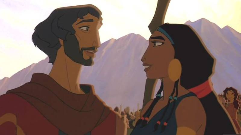'The Prince Of Egypt' Is Being Turned Into A Musical