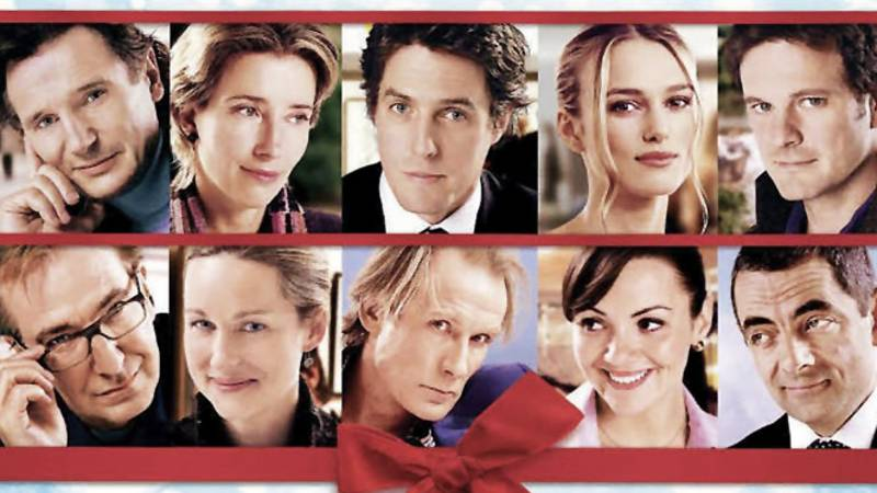 You Can See 'Love Actually' Along With A Live Orchestra This Year