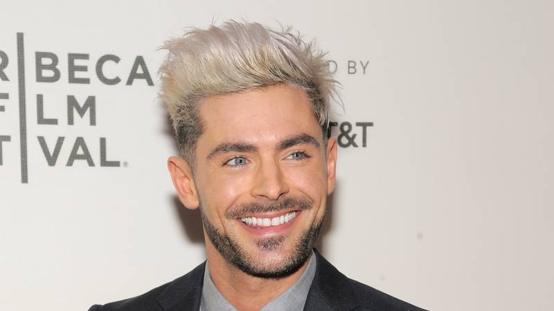 Zac Efron Now Has A Mullet And No One Knows What To Think