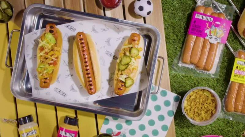 You Can Now Win A Year's Supply Of Hot Dogs