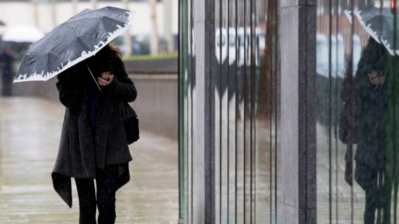 Floods And Heavy Wind Expected Across UK As Tail End Of Hurricane Lorenzo Hits