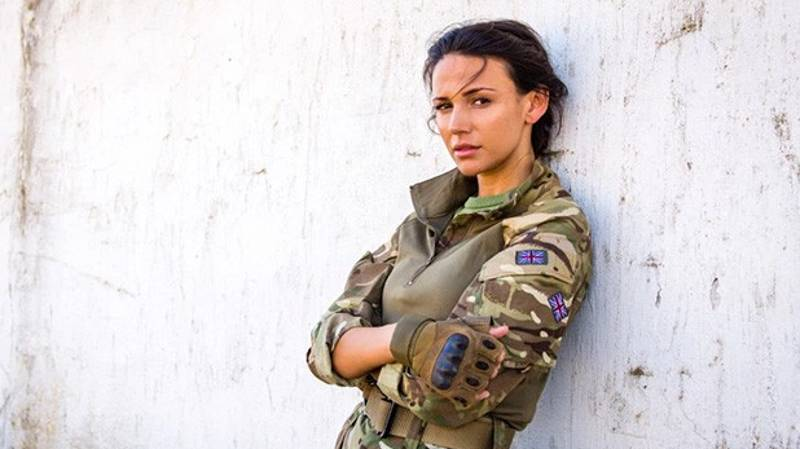 Michelle Keegan Hints At Our Girl Return