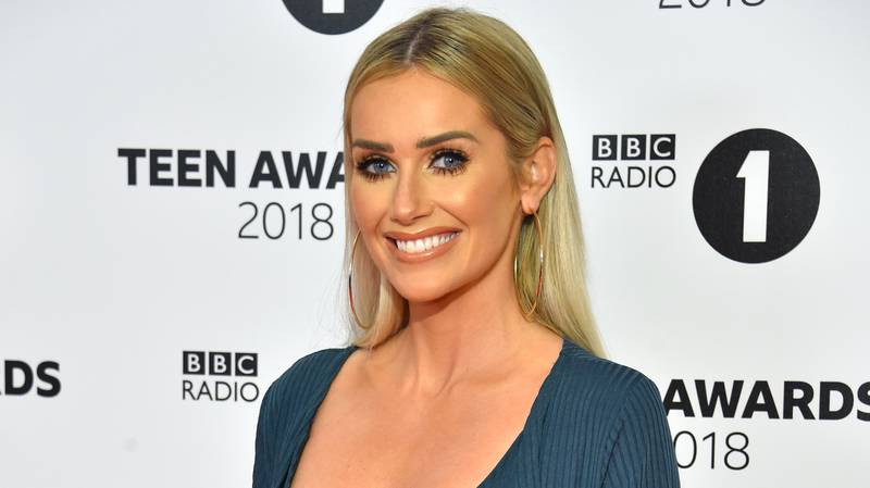 Laura Anderson Confirms Romance With Max Morley By Packing On The PDA