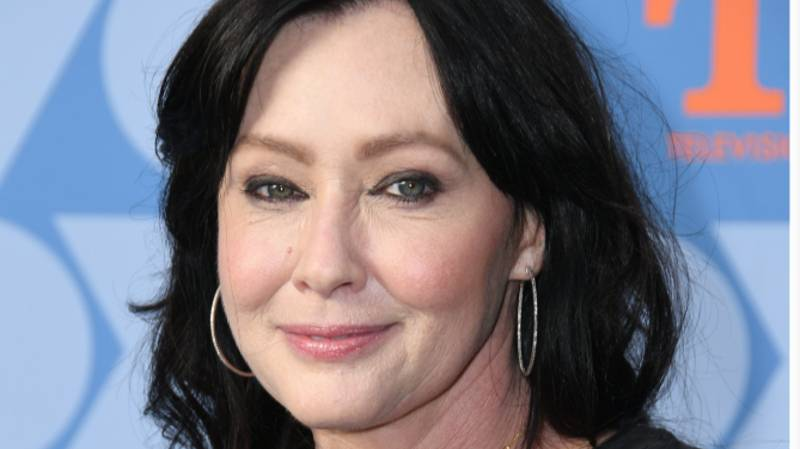 Shannen Doherty Reveals Stage Four Cancer Diagnosis