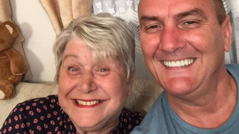 'Gogglebox' Star Lee Riley Shares Rare Snap Of 'Love Of His Life'