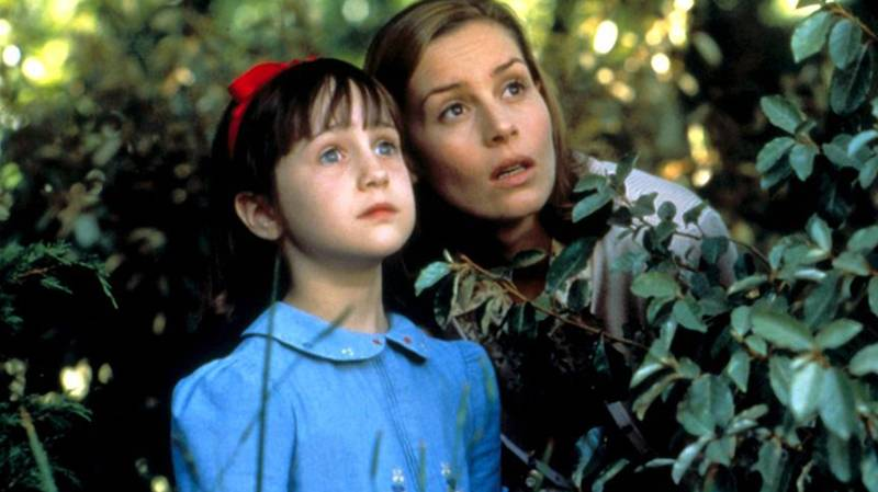 A New 'Matilda' Movie Adaptation Is Coming To Netflix