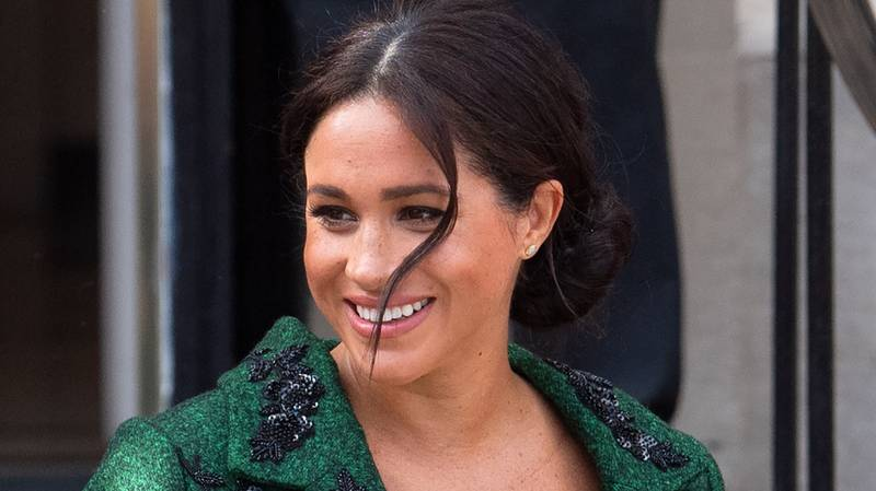 Meghan Markle's Make-Up Artist Fuels Speculation Over Her Due Date