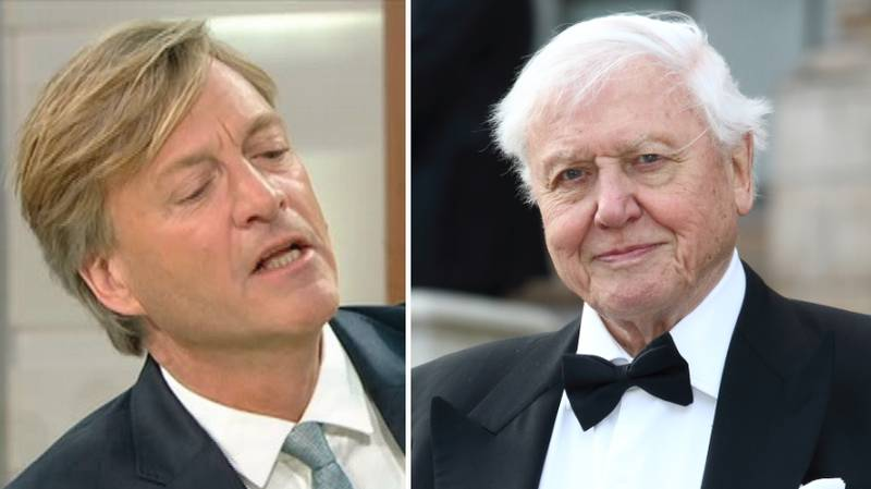 ​Richard Madeley Just 'Disrespected' David Attenborough And We're Fuming