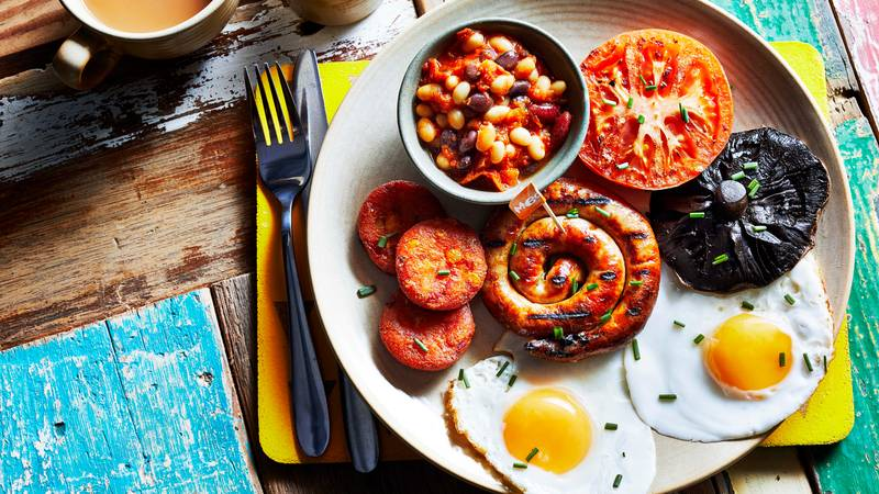 Nando's Serves Breakfast - But Only At Two Of Its Restaurants