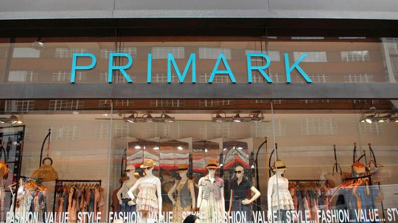 Primark Announces Reopening Date For All Of Its Stores In England