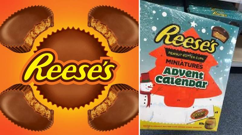 B&M Has Started Selling Reese's Advent Calendars In August