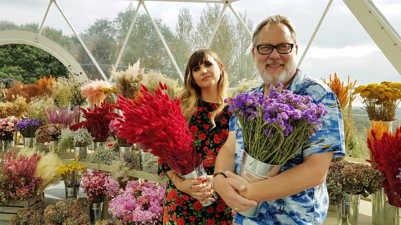 'Great British Bake Off' Fans Will Love 'The Big Flower Fight' On Netflix