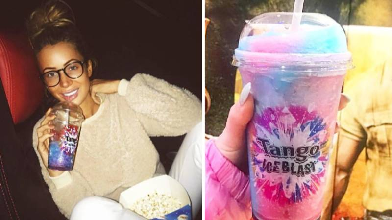 The Recipe For Tango Ice Blasts Has Been Changed And Everyone's Fuming