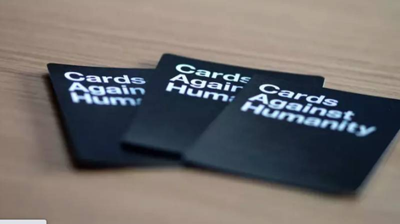 You Can Now Play Cards Against Humanity Online With Your Mates