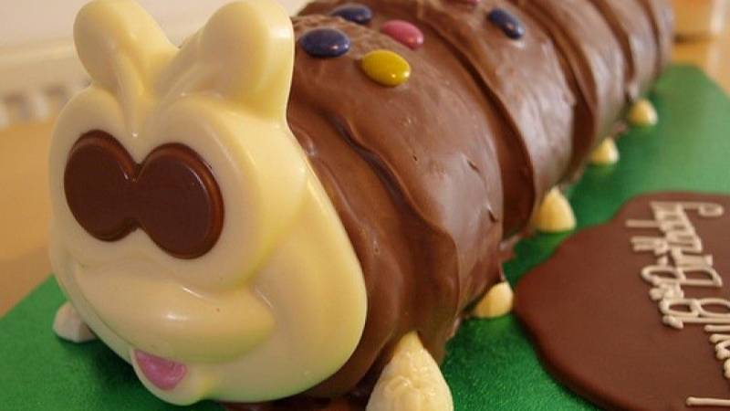 M&S Is Now Selling Bags Of Colin The Caterpillar Faces