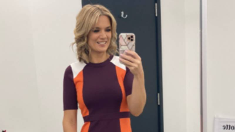 Charlotte Hawkins Trolled For Wearing 'Sainsbury's Uniform' On GMB