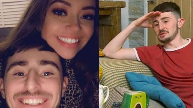 'Gogglebox' Star Pete Sandiford Cruelly Trolled Over First Snap With Stunning Girlfriend