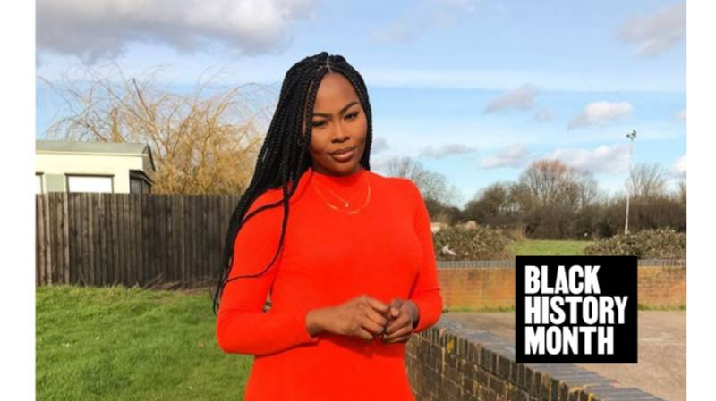 Black History Month: 'As A Little Girl, I Was Taught That My Hair Wasn't Beautiful'