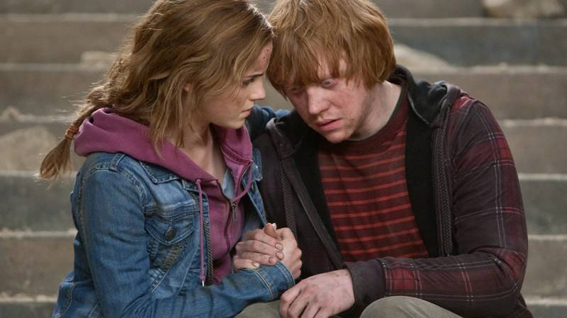 This 'Harry Potter' Fan Theory About Hermione And Ron Will Break Your Heart