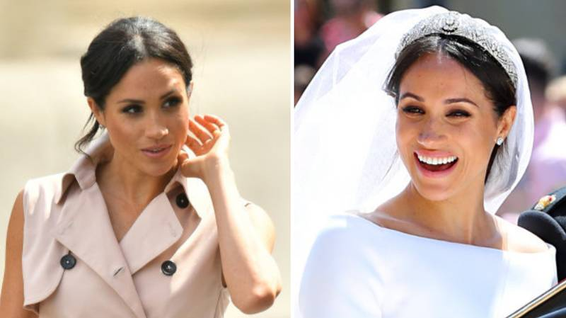 Meghan Markle Once Blogged About Being A Princess