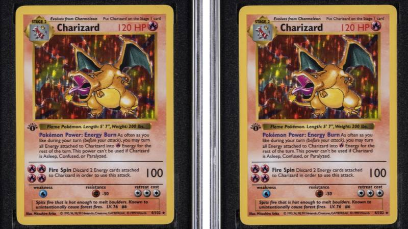 Pokémon Card Set To Sell For Record-Breaking Half A Million Dollars