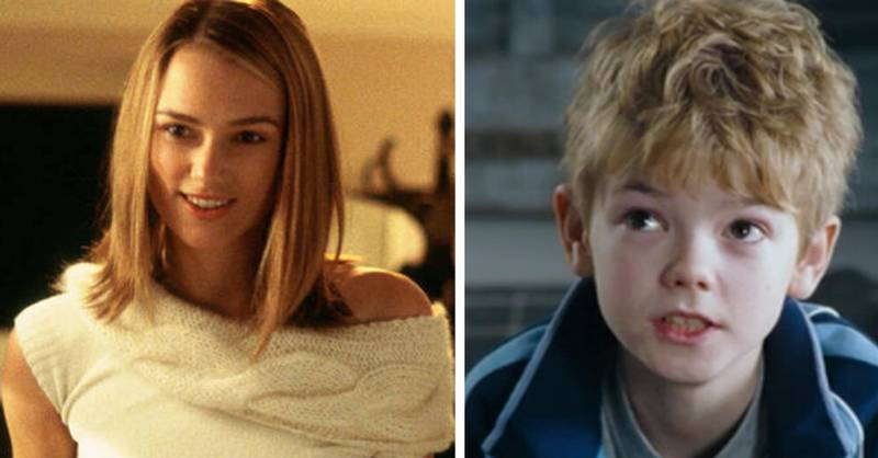 'Love Actually' Stars Keira Knightly And Thomas Brodie-Sangster Only Have A Five Year Age Gap