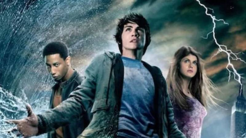 A 'Percy Jackson' Live-Action Series Is Coming To Disney+
