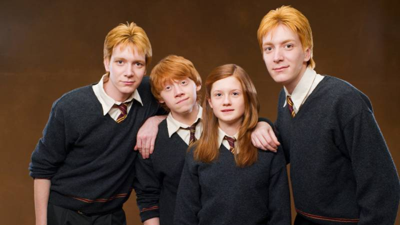 The Weasley Kids Just Reunited And Our Hearts Are So Full
