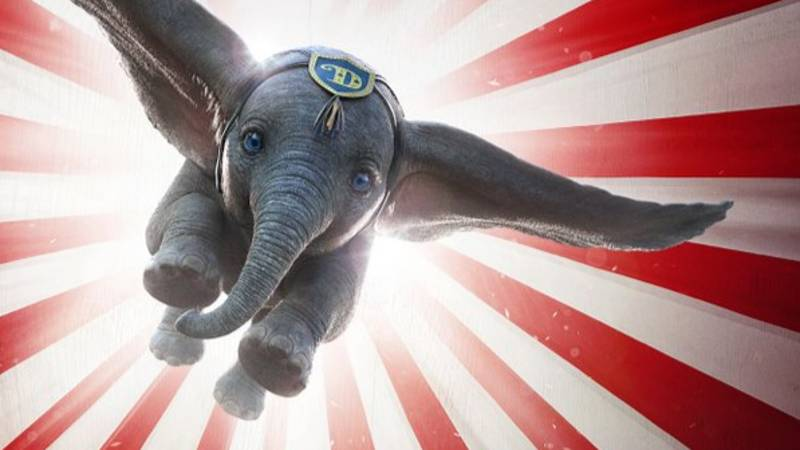 Disney Releases Second 'Dumbo' Trailer Ahead Of Release Next Month