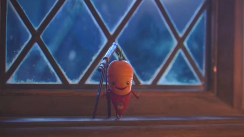 Kevin The Carrot Returns As Aldi's New Christmas Ad Drops In Full
