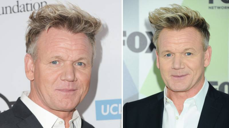 Gordon Ramsay Reveals Late Father Is Inspiration Behind Huge Weight Loss