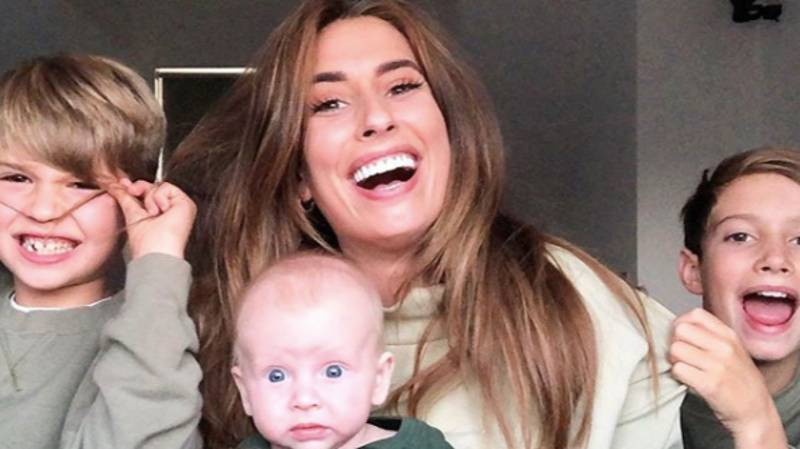 Stacey Solomon Shares £3 Hack To Stop Kids Peeing On The Toilet Seat