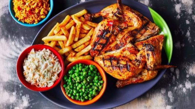 Nando's Is Giving Away Free Half Chickens
