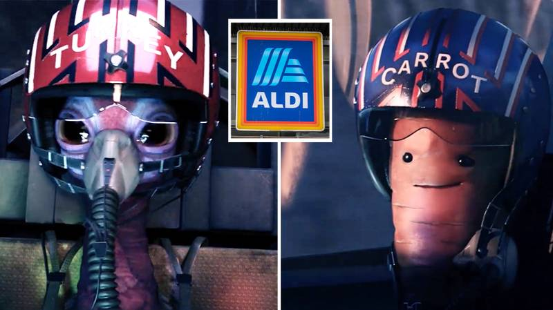Aldi Drops Its 2020 Christmas TV Advert