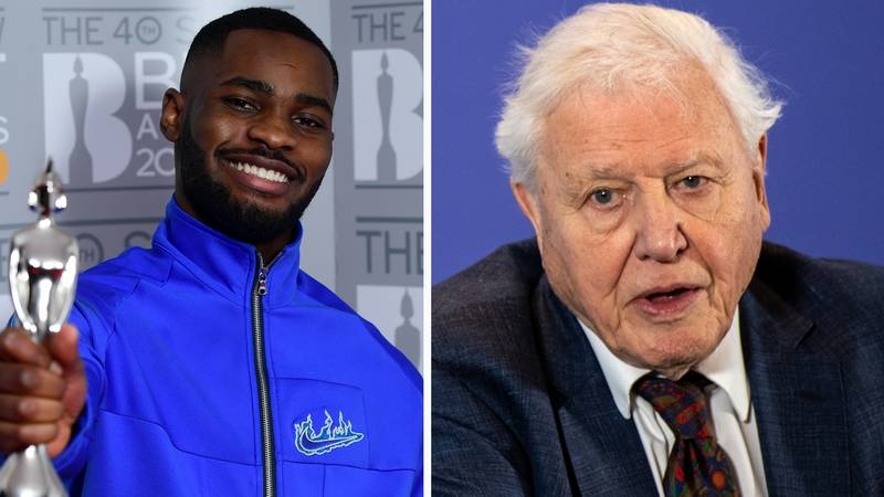 Sir David Attenborough And Rapper Dave Team Up For A New 'Planet Earth' Special