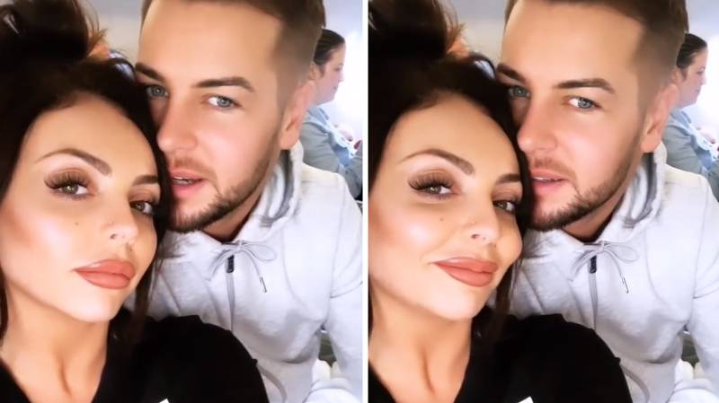 Jesy Nelson Goes Instagram Official With Chris Hughes