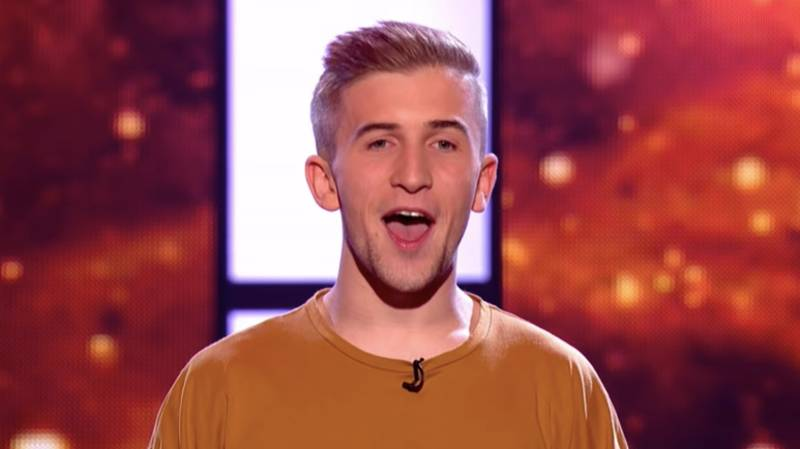 Colin From It's A Sin Singing On BBC Talent Show, Let It Shine, Will Melt Your Heart