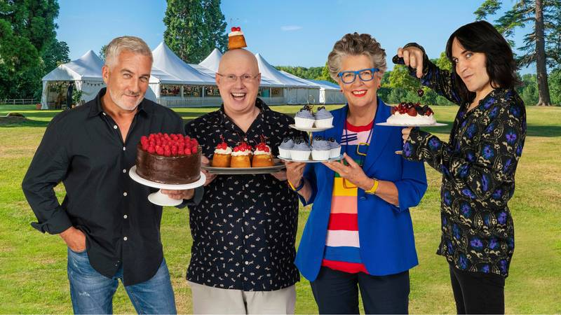 Trailer For The New Series Of 'Great British Bake Off' Is Finally Here